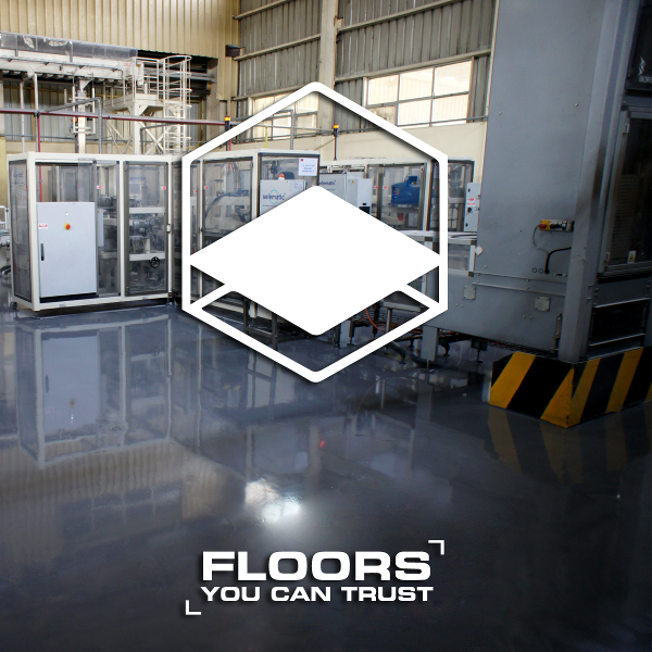 X-Calibur Industrial floorings